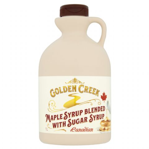 Golden Creek Blend Maple Syrup 1 Ltr